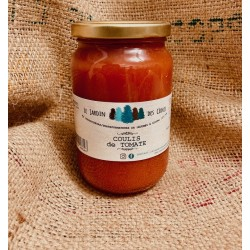 Coulis de tomate naturel -...